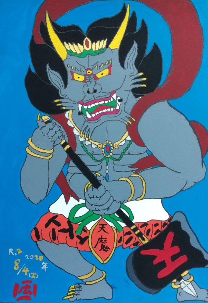 Koudai Hirasawa -Drawing - JCAT artist