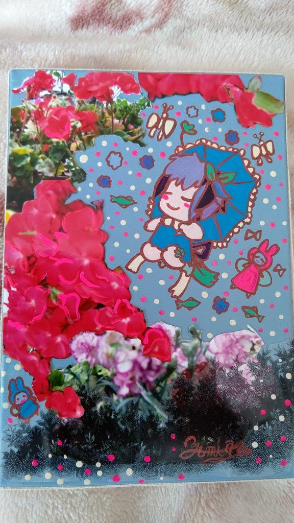 Flower Fairy ① by Yumi Arai