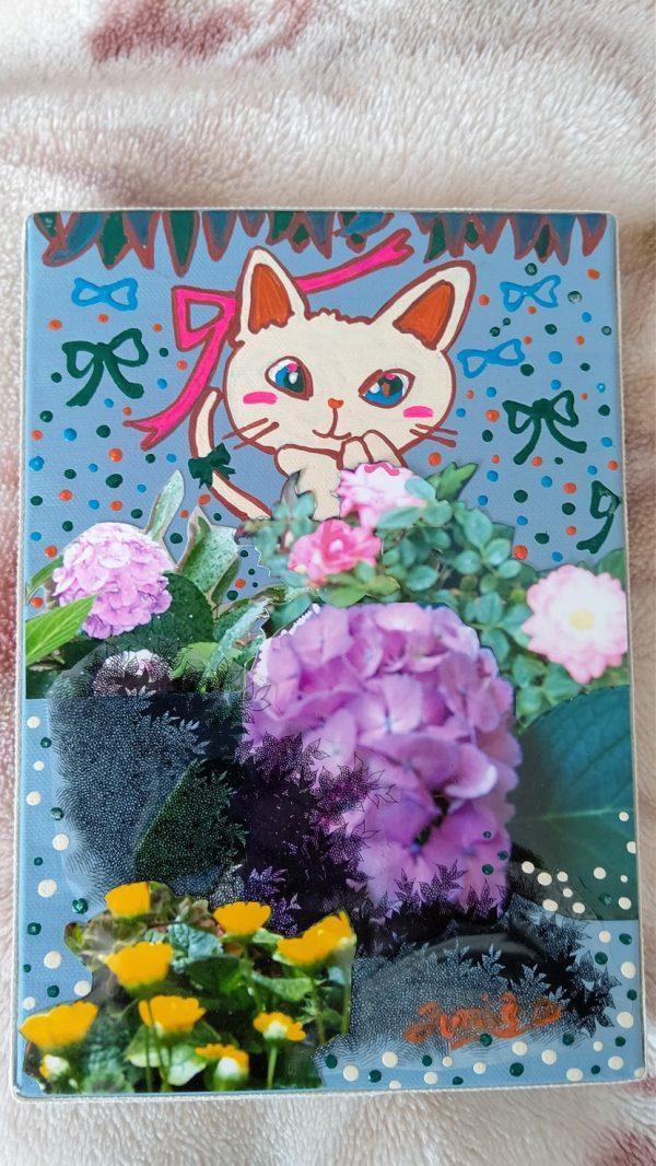 Flower Fairy ② by Yumi Arai