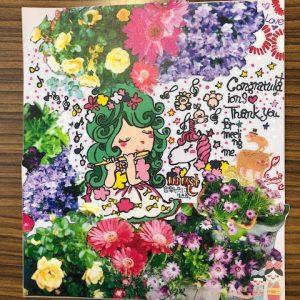 Graduation fairies by Yumi Arai