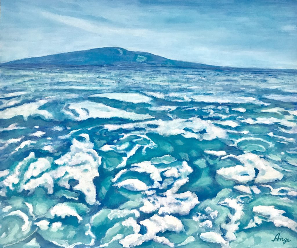 Online Solo Exhibition April - Online Exhibitions featuring original artwork and contemporary art on display at the JCAT Online Gallery