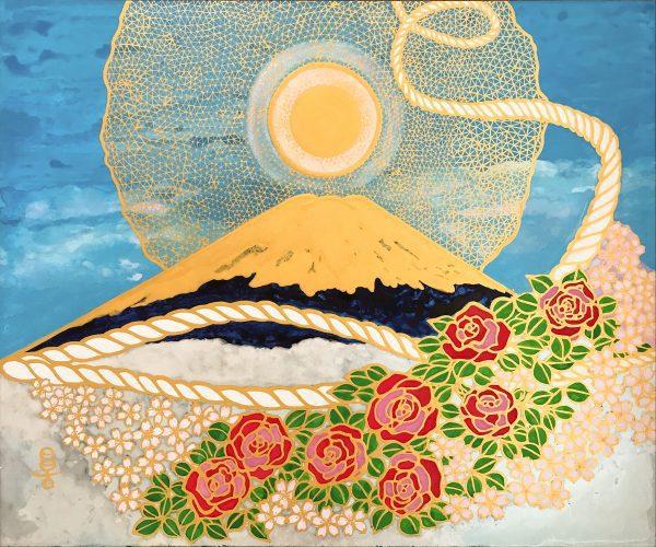 Under the baton of deity by Tateyama Masako