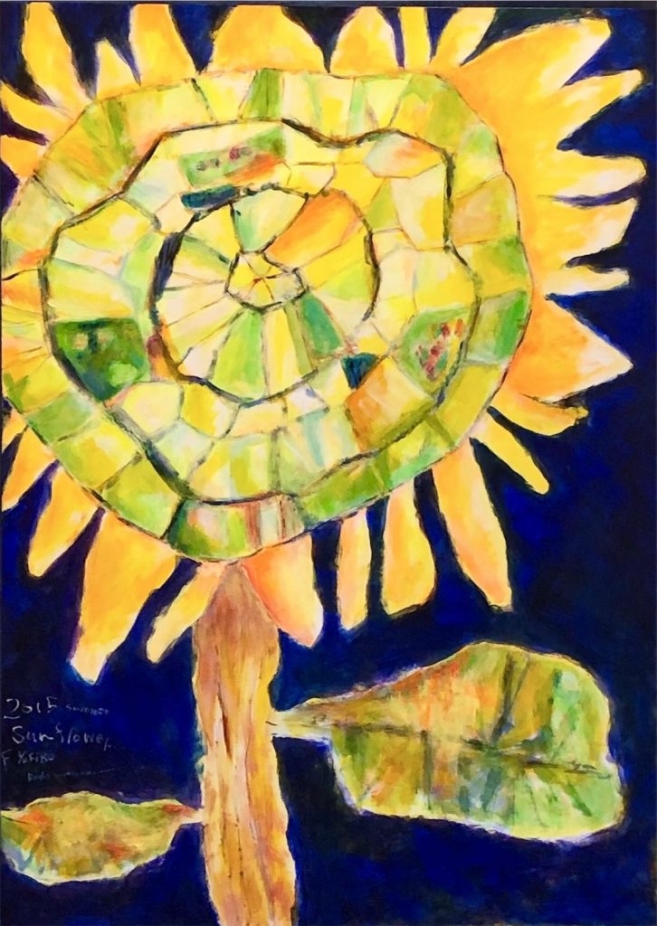 Yukiko Fukimaki Solo Exhibition Top image