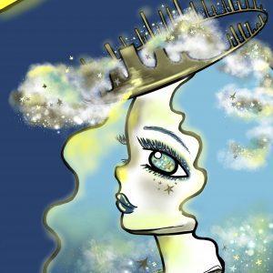 Rennko - digital illustration - JCAT artist