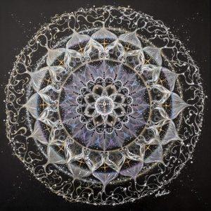 MANDALA ARTIST YOKO CHATANI - Mandala - JCAT artist