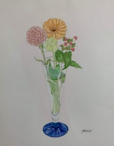 Zenji - Painter - JCAT artist