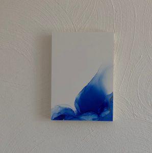 MICHIKO - Alcohol ink art - JCAT artist