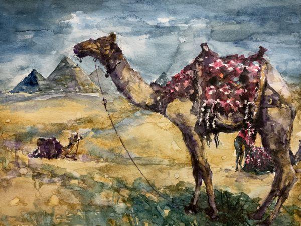 O'Rainbow - Watercolor Painter - JCAT artist