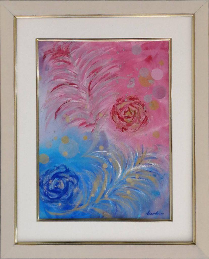 """hirohiro Solo Exhibition hirohiro's world """"HEALING"""" at JCAT Online Gallery"""