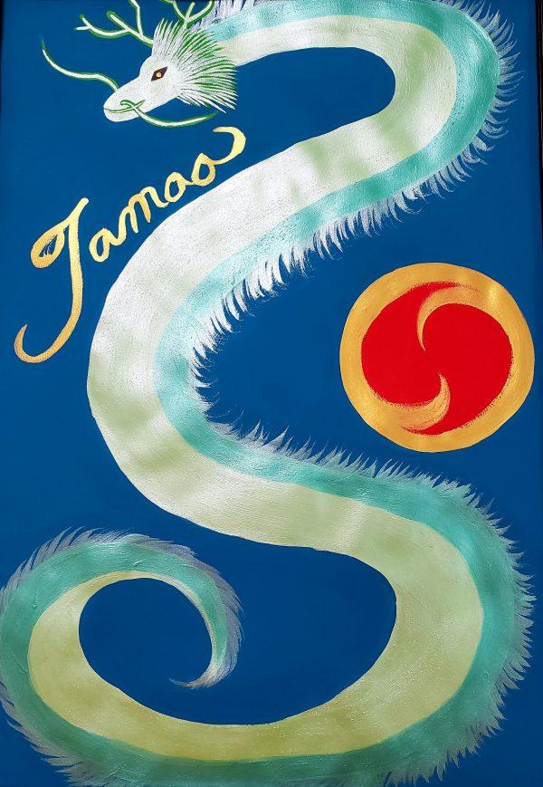 TAMAO NAKAMITSU - Painter - JCAT artist