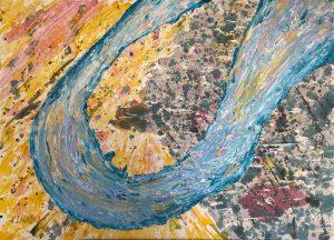 Flow - beyond the border - by YUKIHIRO INADA