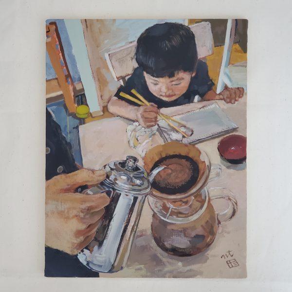 Coffee Time by Tadashi-NISHIMORI