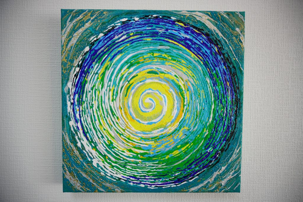 Oneness Eternity by Yoko Kitazaki