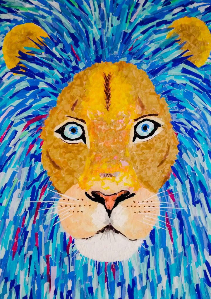 lion by kweli