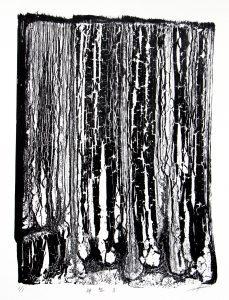 nerve II by Asayo Kawase