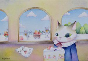 SHIMADANEKO - Painter - JCAT artist
