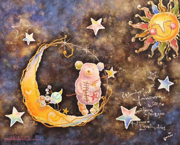 MIKIKO OMORI - Painter - JCAT artist