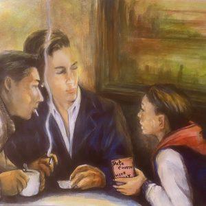 1k2an - Painter - JCAT artist