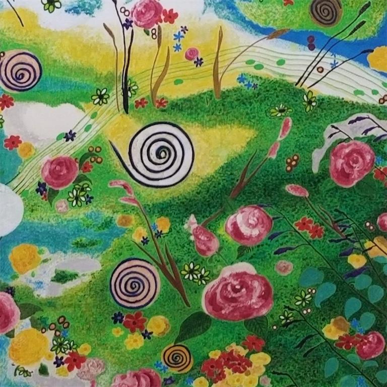 "Miho. G Online Exhibition ""INSPIRATION"" Art Sales Online Art Store"