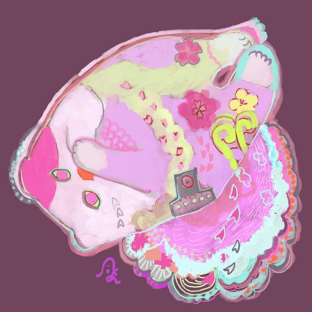 Digital art by AAA_chan
