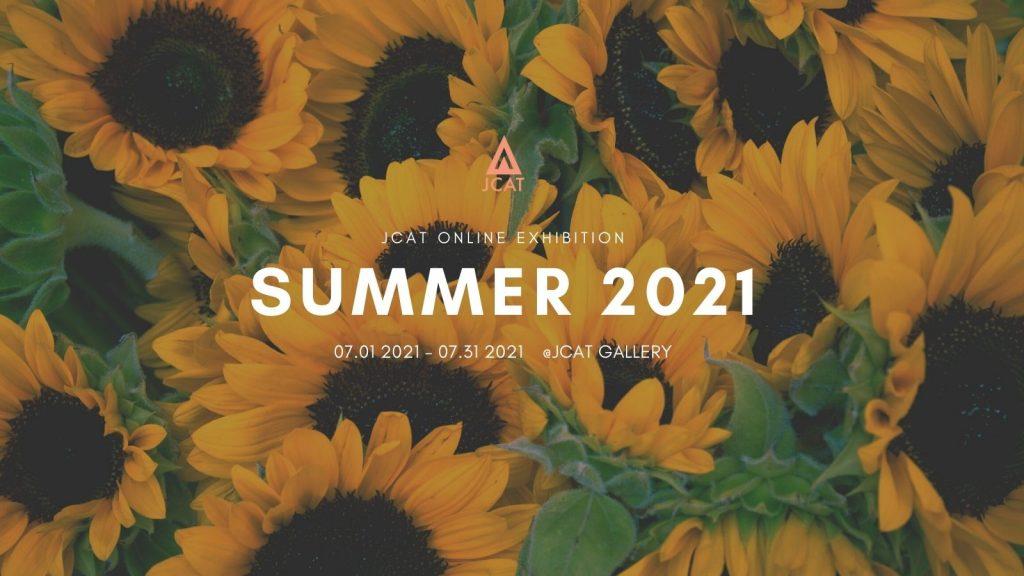 JCAT Online Exhibition SUMMER 2021 Japanese Art Artists