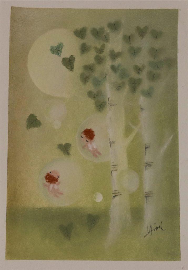 """Hiromi's Hana Art SUMMER 2021"""" Art Sales Online Art Store"""
