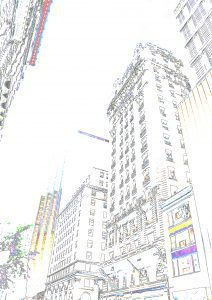 A Mirage Town(NYC)#1