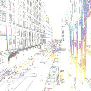 A Mirage Town(NYC)#2