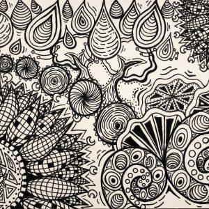 Anna - Drawing - JCAT artist