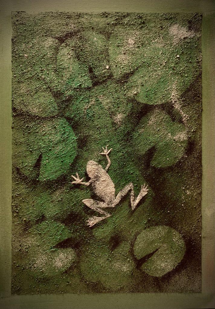 Takashi HATTORI - Mixed media - JCAT artist