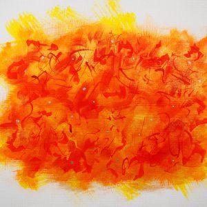 Undulation #32 by Takaaki MANO - Painter - JCAT artist