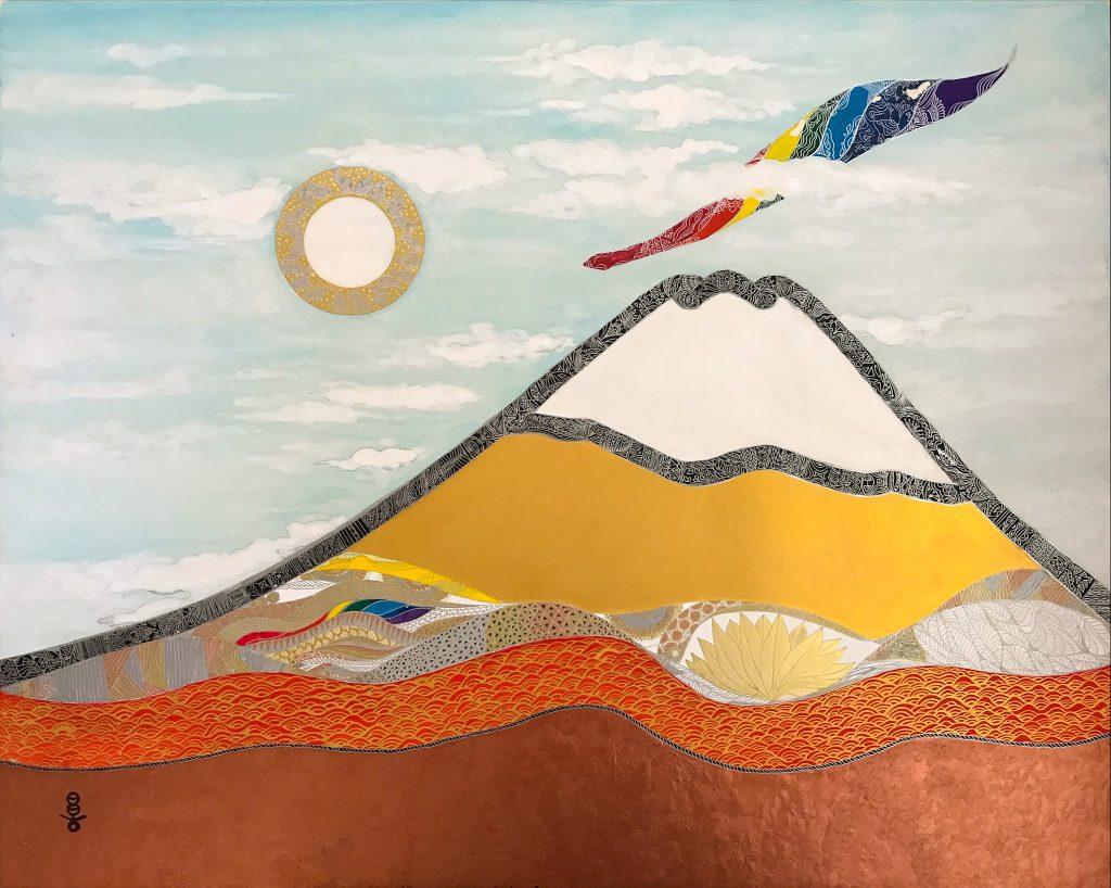 Tateyama Masako - Painter - JCAT artist