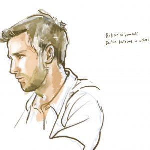 Kay - Drawing- JCAT artist
