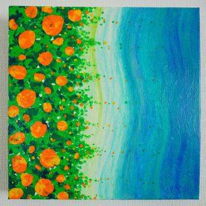 Yoko Kitazaki - Painter- JCAT artist