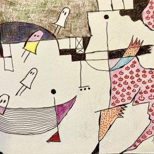 Pleo - Painter- JCAT artist
