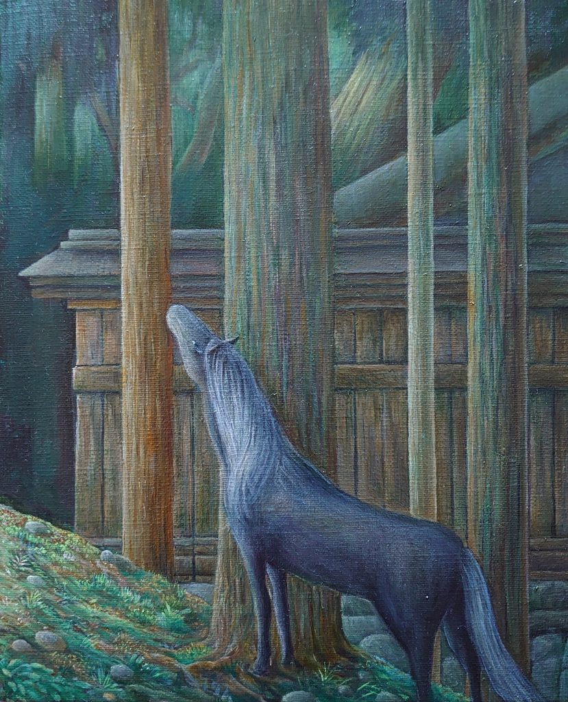 Momiji Solo Exhibition Purity JCAT Online Gallery