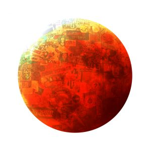 Blood Moon x Harajuku