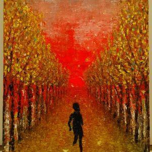 「Girl」autumn