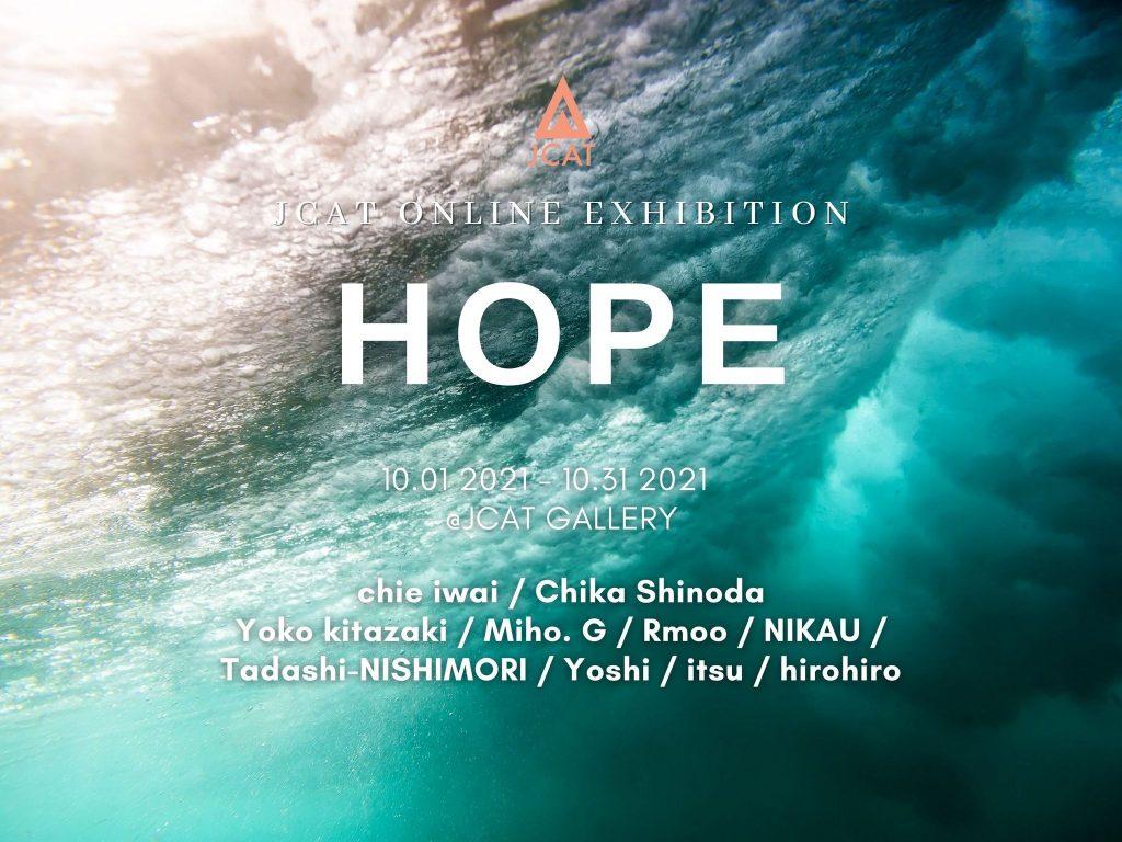 "Online Exhibition ""HOPE"" Art Sales Online Art Store"