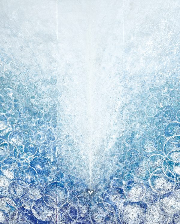 Megumi Kai Solo Exhibition Water Earth JCAT Online Gallery