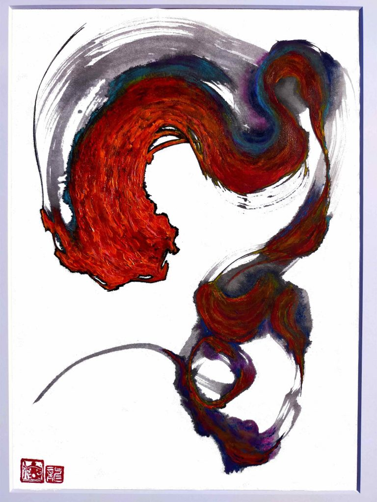 Online Solo Exhibition October - Online Exhibitions featuring original artwork and contemporary art on display at the JCAT Online Gallery
